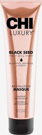 Chi Haarmaske 'Black Seed Oil' in rosegold / schwarz, Produktansicht
