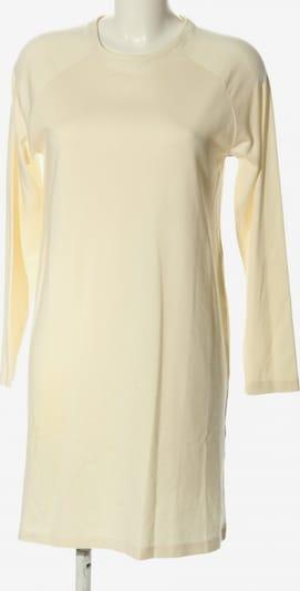 ADPT. Pulloverkleid in M in pastellgelb, Produktansicht