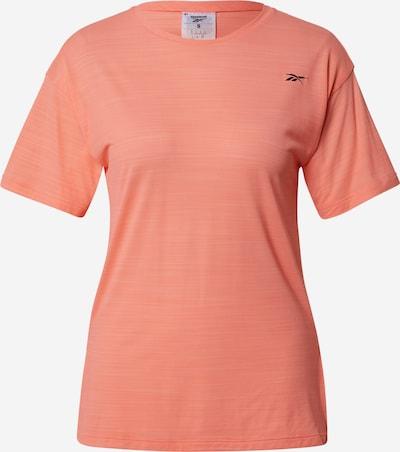 REEBOK Sporta krekls koraļļu / melns, Preces skats