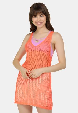 MYMO Φόρεμα παραλίας σε πορτοκαλί