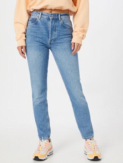 Boyish Jeans 'BILLY' in blue denim, Modelansicht