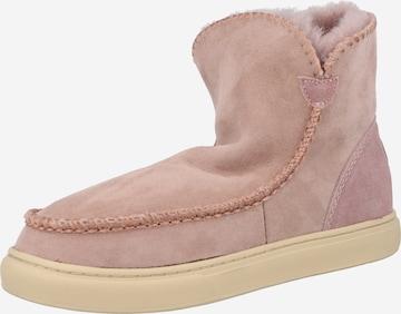 rožinė thies Sniego batai