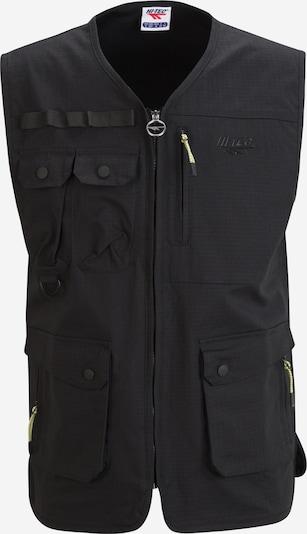 fekete HI-TEC Sportmellény 'WAMI', Termék nézet