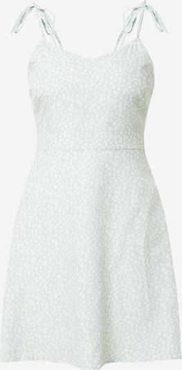 Daisy Street Vasaras kleita, krāsa - pasteļzaļš / balts, Preces skats