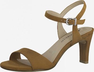 TAMARIS Strap sandal in Brown, Item view