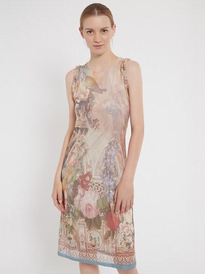 Ana Alcazar Kleid 'Zidy' in beige / mischfarben, Modelansicht
