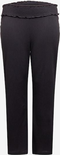 Vero Moda Curve Broek 'Ditte' in de kleur Zwart, Productweergave