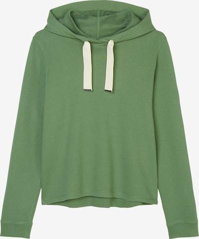 Marc O'Polo Sweatshirt in grün, Produktansicht