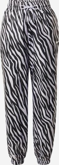 Nike Sportswear Spodnie 'Icon Clash' w kolorze jasnofioletowy / czarnym: Widok z przodu