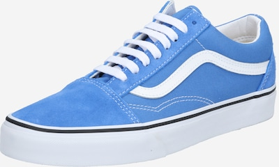 VANS Baskets basses 'UA Old Skool' en bleu / blanc, Vue avec produit