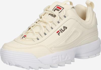 Sneaker low 'Disruptor' FILA pe crem / gri închis / roșu deschis, Vizualizare produs