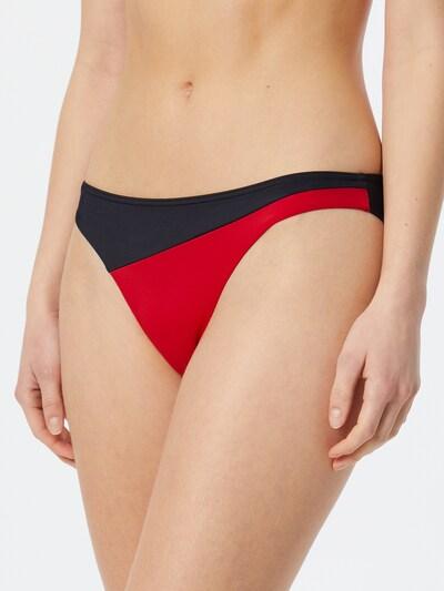 Tommy Hilfiger Underwear Spodnje hlačke | mornarska / rdeča barva: Frontalni pogled