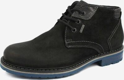FRETZ MEN Schnürboots in schwarz, Produktansicht