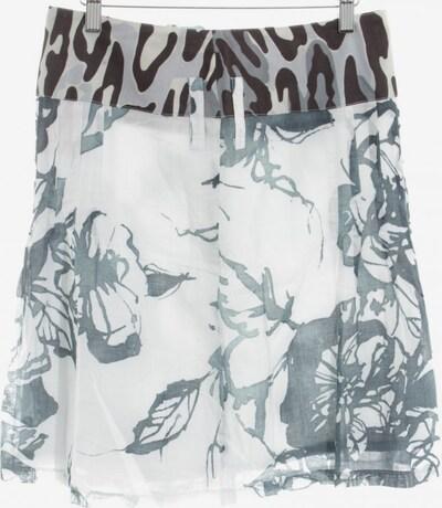 Nienhaus Tellerrock in S in braun / khaki / weiß, Produktansicht