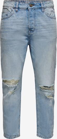 Only & Sons Jeans 'AVI' in blue denim, Produktansicht