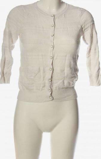 F&F Clothing & Fashion Cardigan in S in weiß, Produktansicht