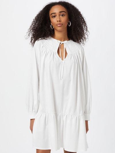 BOSS Casual Kleid 'Eleani' in offwhite, Modelansicht