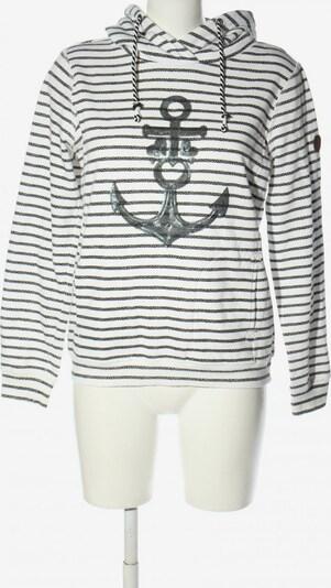 G!na Sweatshirt in M in schwarz / weiß, Produktansicht