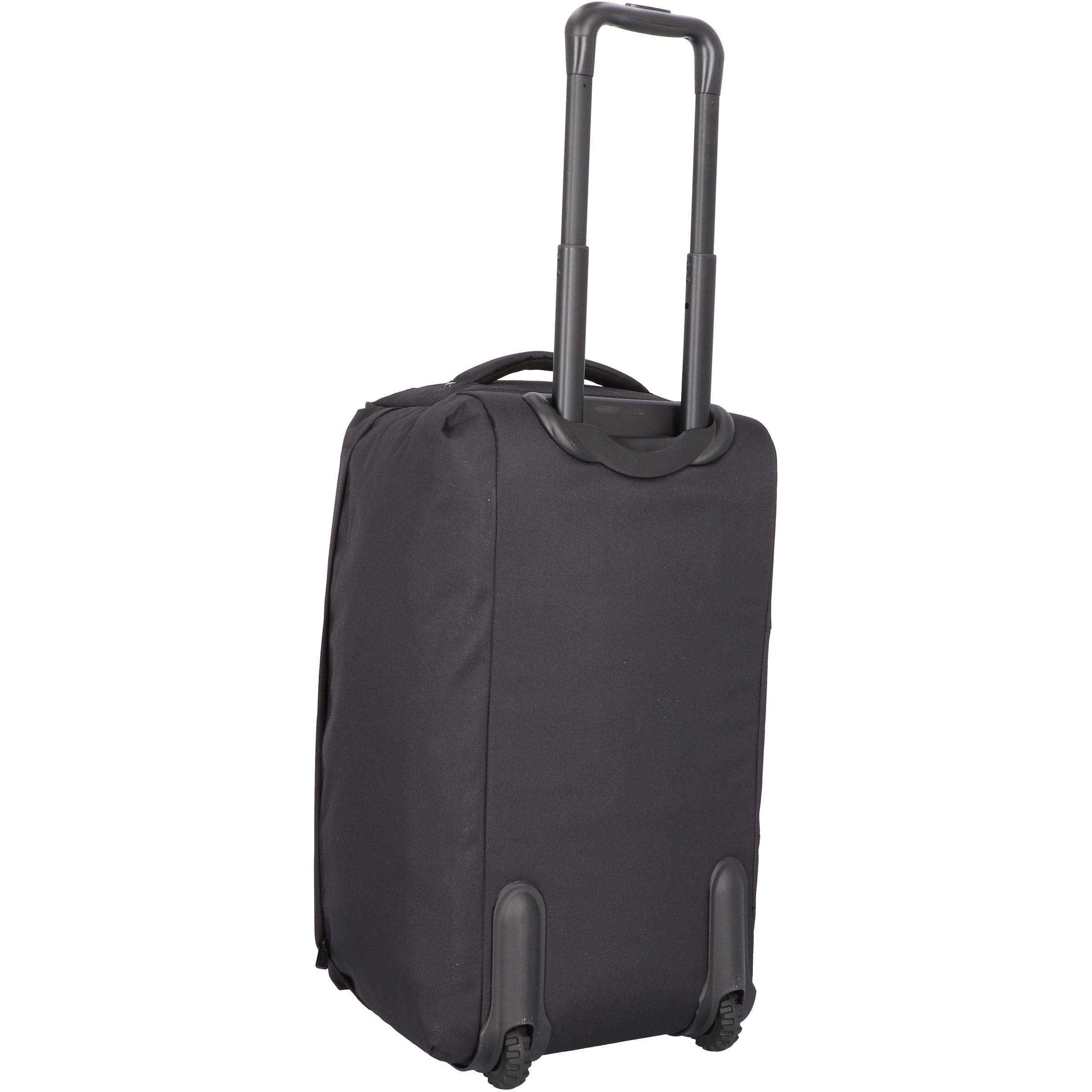 Herschel Reisetasche 'Wheelie' in schwarz