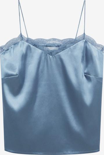 VIOLETA by Mango Top | svetlo modra barva, Prikaz izdelka