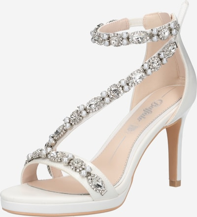 BUFFALO Strap sandal 'ANNA' in White, Item view