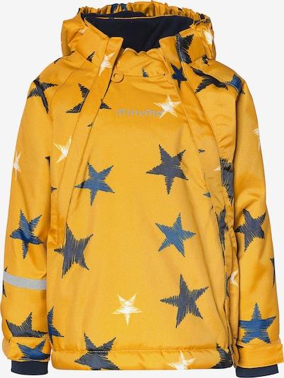 MINYMO Skijacke in gelb / mischfarben, Produktansicht