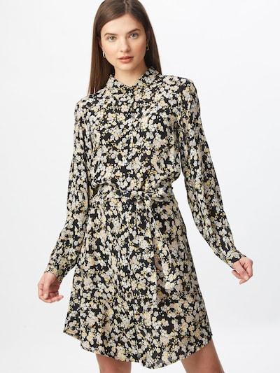 PIECES Kleid 'Gertrude' in mischfarben / schwarz, Modelansicht
