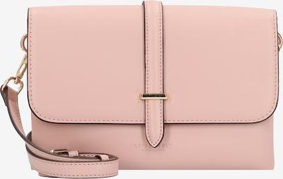 Seidenfelt Manufaktur Umhängetasche 'Orland' in pink, Produktansicht