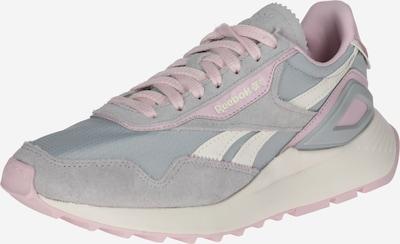 Reebok Classics Platform trainers in Opal / Light grey / Light pink / White, Item view