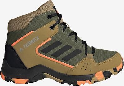 ADIDAS PERFORMANCE Boots 'Terrex Hyperhiker' in de kleur Grijs / Groen / Zwart, Productweergave