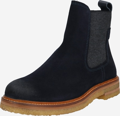 Marc O'Polo Chelsea Boots in blau / graumeliert, Produktansicht