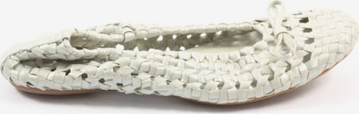 SIOUX faltbare Ballerinas in 36 in weiß, Produktansicht