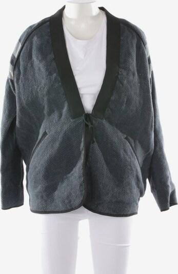 SCOTCH & SODA Übergangsjacke in M in dunkelblau / grau, Produktansicht
