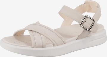 GEOX Sandale in Weiß