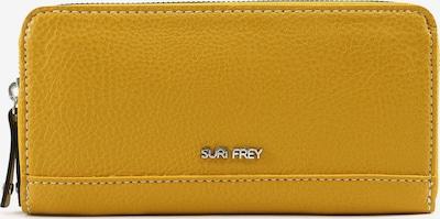 Suri Frey Portemonnaie ' Lory ' in gelb / silber, Produktansicht