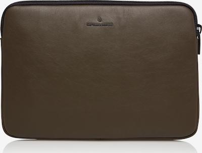 Castelijn & Beerens Laptoptasche 'Nappa X Oscar' in grün, Produktansicht