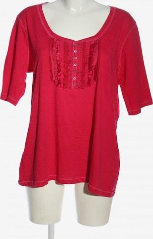 munich freedom Top & Shirt in XXL in Red