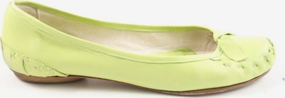 PACO GIL Schlüpfschuhe in 41 in pastellgelb, Produktansicht