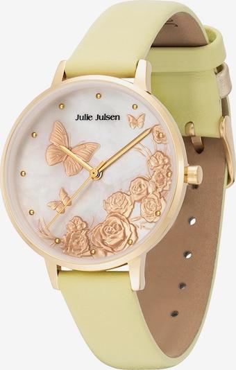 Julie Julsen Analog Watch in Light yellow, Item view