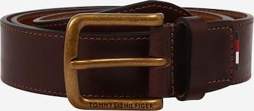 TOMMY HILFIGER Bälte i brun