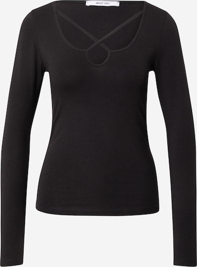 ABOUT YOU Shirt 'Valerie' in Black, Item view