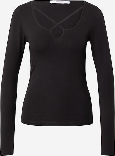 ABOUT YOU Shirt 'Valerie' in schwarz, Produktansicht
