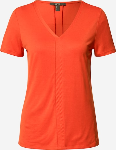 Esprit Collection T-Shirt in dunkelorange, Produktansicht