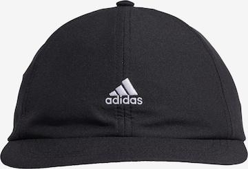 ADIDAS PERFORMANCE Athletic Cap in Black