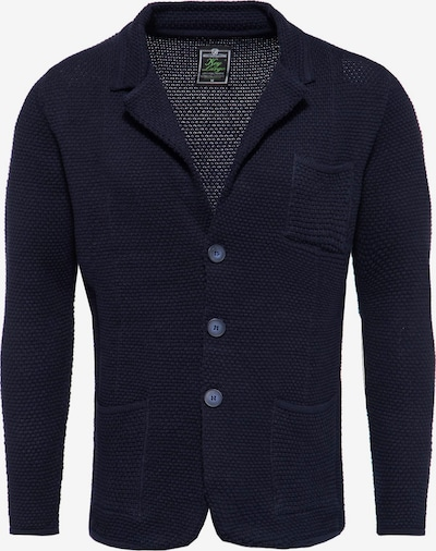 Key Largo Strickjacke 'MST PRESSURE' in navy, Produktansicht