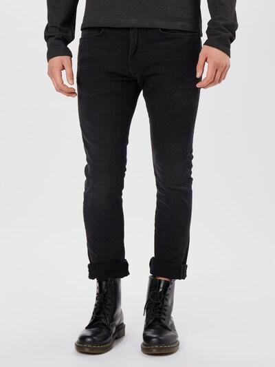 Jeans 'Troy' TOM TAILOR di colore nero denim, Visualizzazione modelli
