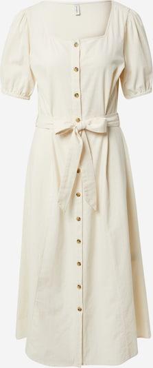 Soyaconcept Robe-chemise en blanc cassé, Vue avec produit