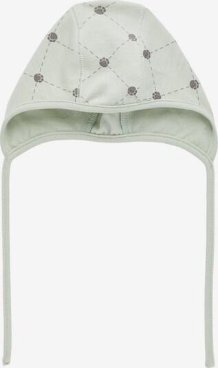 NAME IT Hut in braun / pastellgrün, Produktansicht