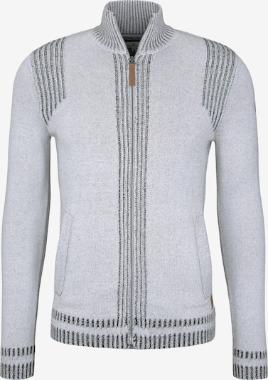 TOM TAILOR Cárdigan en gris / gris claro, Vista del producto