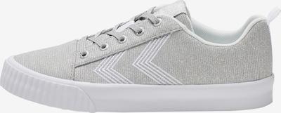Hummel Sneaker 'BASE COURT' in silber / weiß, Produktansicht